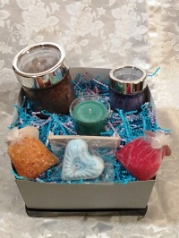 Small Scent Lovers Gift Box